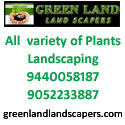 Green Land Land scapers, Kadiyam Nursery